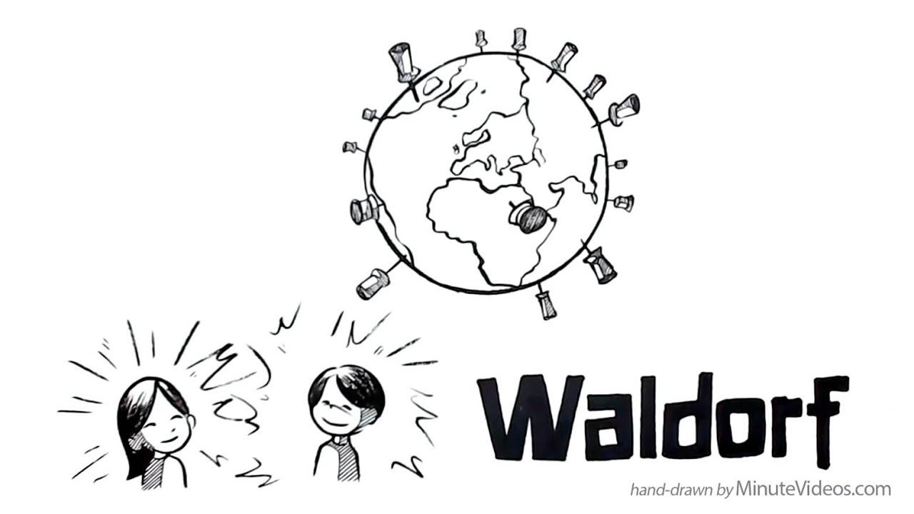 Que es la pedagía waldorf?