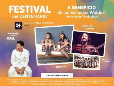 Festival del centenario
