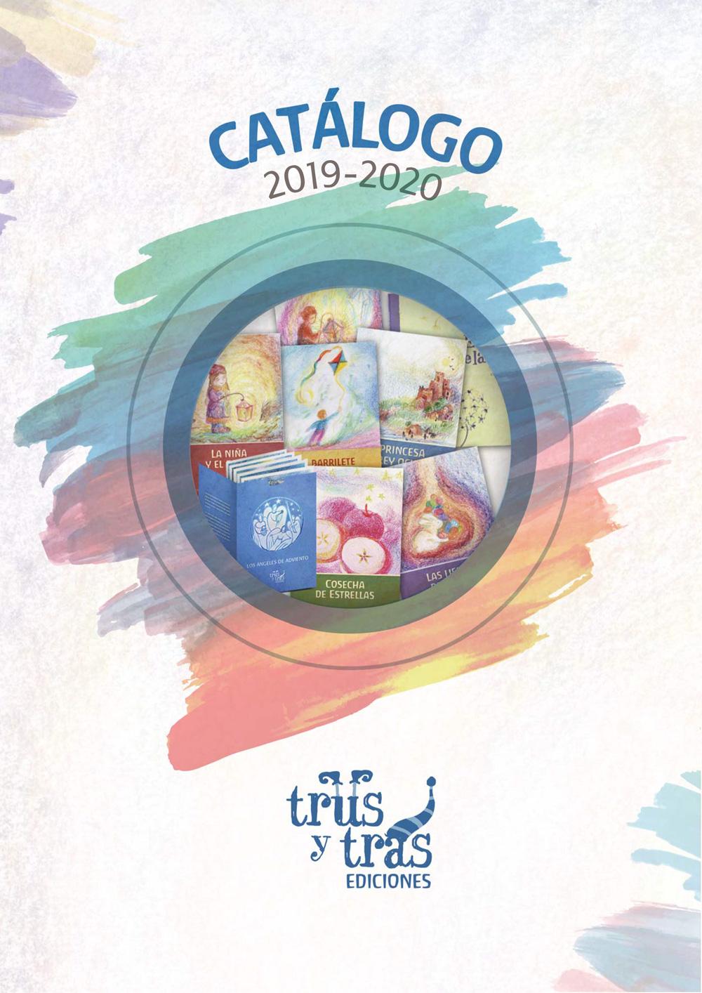 Presentamos el catálogo 2019-2020 de Trus y Tras Ediciones